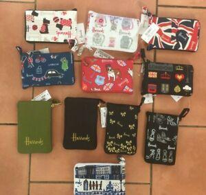 Harrods asst Pocket Shopping Bags  BNWT