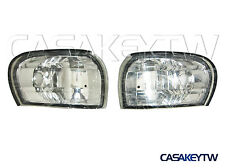 93-00 SUBARU Impreza STI Corner Lamp Side Lights Crystal Clear Car Shape CC8C