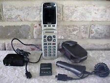 Pantech Breeze P2000 Blue At&T Cellular Flip Phone ~Needs At&T Sim Card~Read