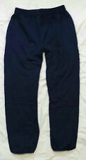 NEW Hanes Comfort Blend 7.5oz Fleece Sweatpants w/Drawstring, Style XR400