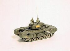 1/144 METAL TROOPS CREATION BRITISH Heavy Infantry Tank Churchill + 2 Crews