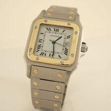 Mechanisch - (automatische) Cartier Armbanduhren mit Datumsanzeige für Damen