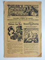 Magazin Thayer's Magical Ballygram Nr. 63