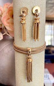 Vintage MONET Jewelry Set                    806