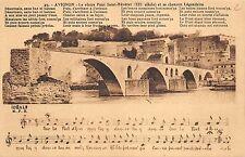 Bf3517 avignon le vieux pont saint benezet france