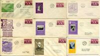 Panama CANAL ZONE US Charleston FDC #856 Postage Stamps Cover Cachet Collection