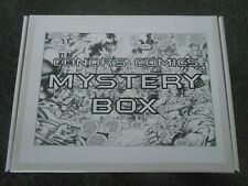 Conor's Comics Mystery Box (MARVEL/DC/Indie Comic Books/Merch/Toys)