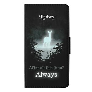 Personalised After All This Time Always Flip Wallet Phone Case