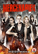 Kristanna Loken, Cynthia Ro...-Mercenaries (UK IMPORT) DVD NEW