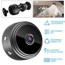 Mini Hidden Spy Camera Wireless Wifi IP Home Security HD 1080P DVR Night Vision
