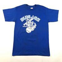 Vintage 90s NWT Toronto Blue Jays Blue Single Stitch Rawlings Mens S T Shirt