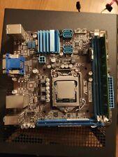 Asus lga1155 motherboard i5 cpu and 8gb ram combo