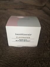 Bare Minerals BareMinerals Claymates Mask Duo Be Pure and Be Dewy 2.04oz Nib