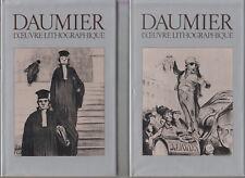 Honoré DAUMIER l'oeuvre lithographique.