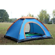 Camping Trip Tent With Carry Bag for 2 persons (Blue) Kj