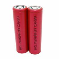 2X 18650 30A 3000mAh High Drain 3.7V Li-ion Rechargeable Battery