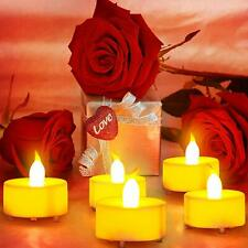FLAMELESS LED CANDLE BATTERY OPERATED TEA LIGHT  CHRISTMAS CELEBRATION