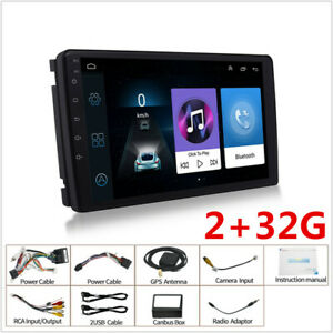 """32GB For Opel Vauxhall Holden 04- 9"""" Android 10.1 Car Stereo Player Radio GPS"""