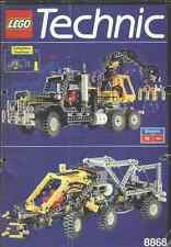 Lego Technic Set 8868 Air Rech Claw Rig