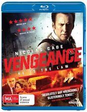 Vengeance (Blu-ray, 2017)