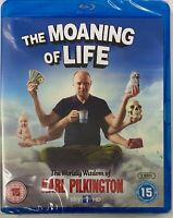 The Moaning Of Life - Series 1 - Complete (Blu-ray,, 2-Disc Set) New Sealed