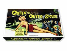 Marx Queen of Outer Space Play Set Box.