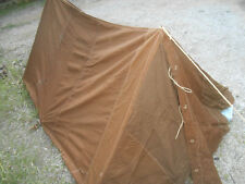 G. Britain  Army :  British Tent , Brown color