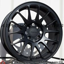 15X7 ROTA REEV WHEELS 4X100 RIMS FITS 4 LUG CIVIC CRX HONDA FIT XB INTEGRA MIATA