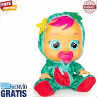 Doll Tutti Frutti Cry Babies Mel  Muñeca De 30 Cm Con Pijama Extraíble