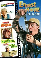 ERNEST MOVIE COLLECTION NEW DVD