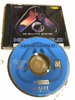 Homeworld (PC, 1999) 3D Real-Time Strategy Game