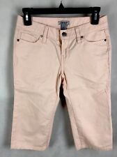 DKNY Womens Clothing Bermuda Shorts Light Pink Sz 0 Casual Style Cargo  MSRP$59