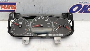 12-16 CHEVY IMPALA OEM SPEEDOMETER CLUSTER MPH 28233973