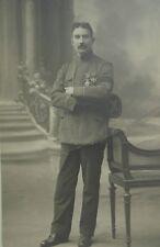 Lot 3 photos, Guerre 1914-1918 Décorations militaires Médailles Légion d'honneur