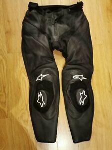 Alpinestars Stella Missile Pants Women Motorcycle Leather Size 40 EUR / 4 USA
