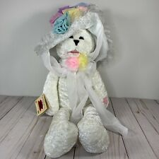 Chantilly Lane Musicals Bears Lily What A Wonderful World Plush PBC