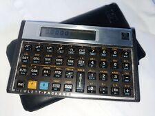 HP 11c scientific calculator