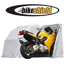 The Bike Shield Small Motorcycle Shelter Storage Cover Tent Garage Outdoor