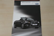 172509) Ford Focus CC Black Magic - Preise & Extras - Prospekt 02/2008