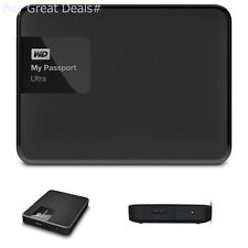 1TB External Hard Disk Driver Ultra Slim Portable Media Storage USB Tera
