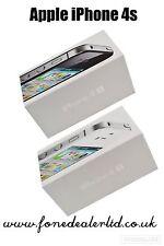 Apple iPhone 4s Original Genuine UK Spec Empty Box