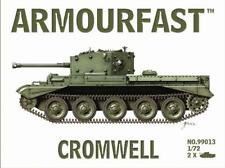 Armourfast 1/72 Cromwell Tank - 2 snap together kits # 99013