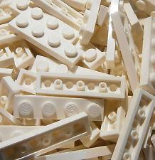 Placas de LEGO 20 X Blanco 1x4 (nuevo) Parte no: 3710, Ciudad, Piezas/Piezas