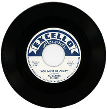 "AL GARNER  ""YOU MUST BE CRAZY""   CLASSIC R&B   LISTEN!"
