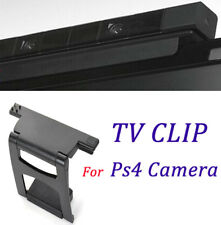 New TV Clip Mount Stand Bracket for SONY PS4 PLAYSTATION 4 EYE Sensor Camera