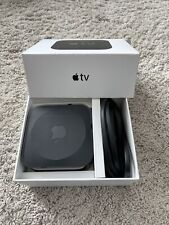 Apple TV (4th Generation) 32GB HD Media Streamer - Black (MR912LL/A)