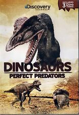 Dinosaurs: Perfect Predators (BRAND NEW DVD!)DISCOVERY CHANNEL