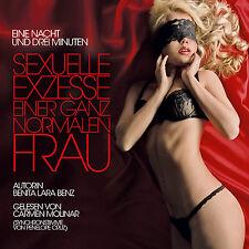 CD Sexuelle Exzesse einer ganz normalen Frau Benita Lara Benz 2CDs C. Molinar