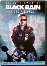 Dvd Black Rain - Pioggia Sporca di Ridley Scott 1989 Usato