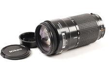 Nikon 70-210mm F/4 AF Constant Aperture zoom lens (1746)